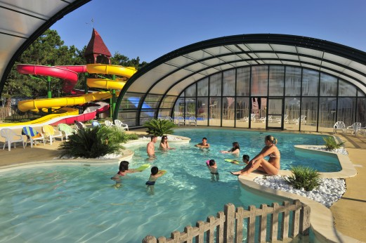 Camping Le Grand Large Mousterlin Restaurant